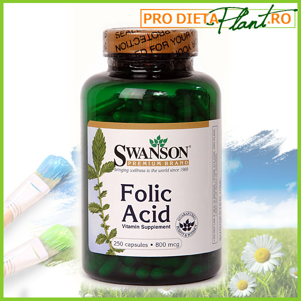 Acid folic Vitamina B4