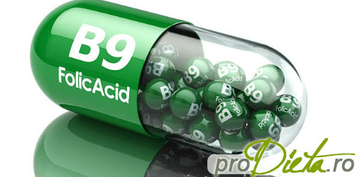 acidul folic ingrasa