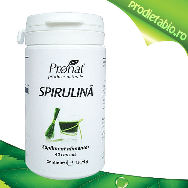 Spirulina: Produs Medicura Germania