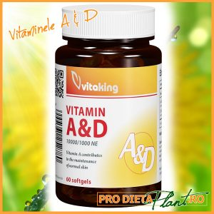 Vitaminele A si D