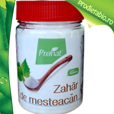 Zahar din mesteacan natural