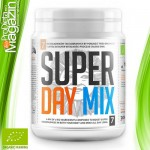 Super Day Mix cu guarana, acai, spirulina