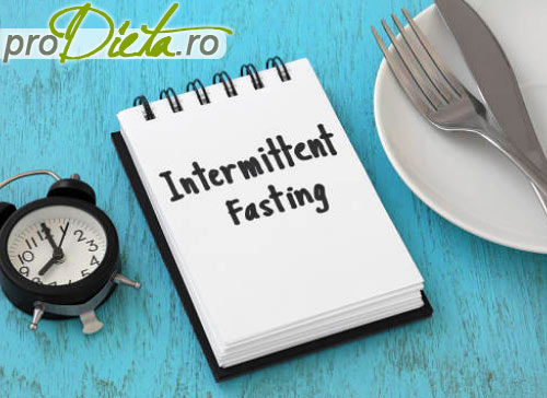 Intermittent fasting sau dieta postului intermitent este mai ușor de ținut atunci când suntem foarte ocupați.
